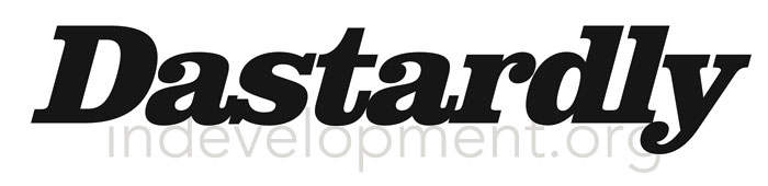 dastarly logo